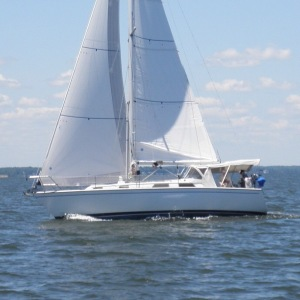 Sailing on the Chesapeake Bay