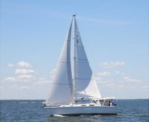 See Hexe - Chesapeake Sail Club