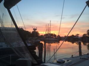 Stingray Point Marina, Deltaville, VA